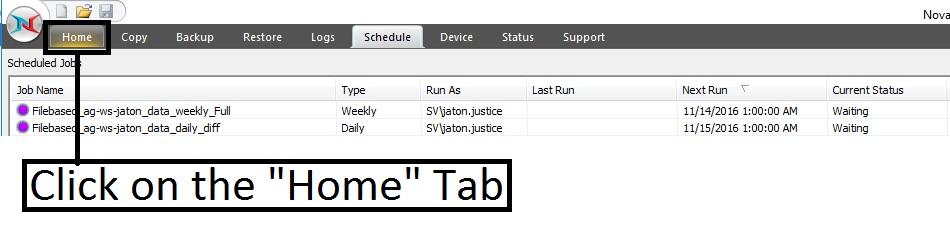 image-18 Tutorial de como criar um backup completo semanal, um backup diferencial diário e um backup de imagem mensal (com retenção)