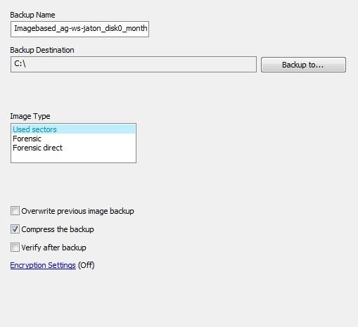 image-24 Tutorial de como criar um backup completo semanal, um backup diferencial diário e um backup de imagem mensal (com retenção)