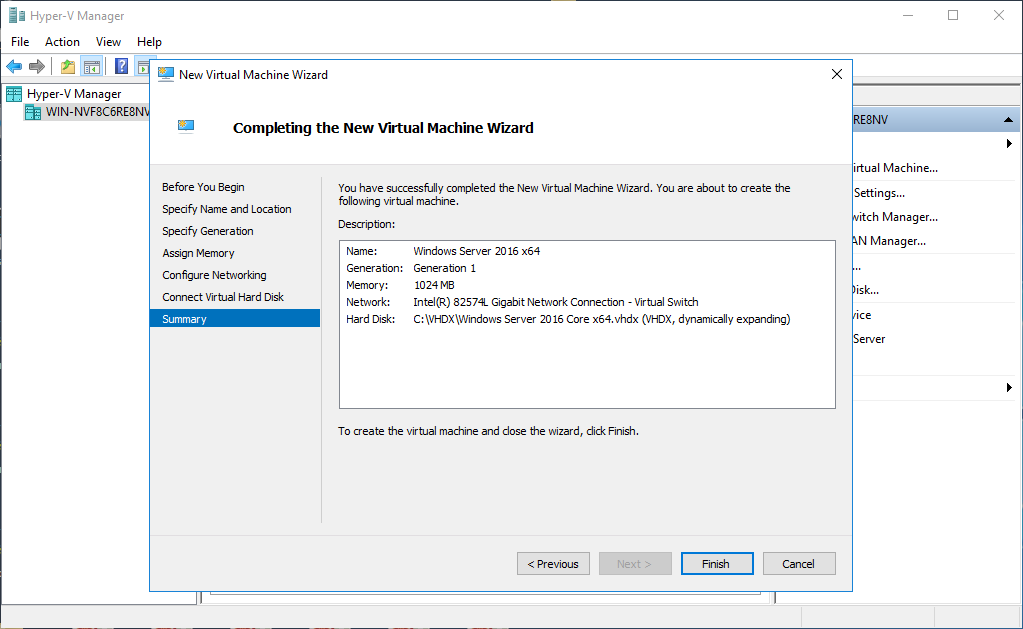 How to Attach an Existing Virtual Hard Disk (VHD/X) in Hyper